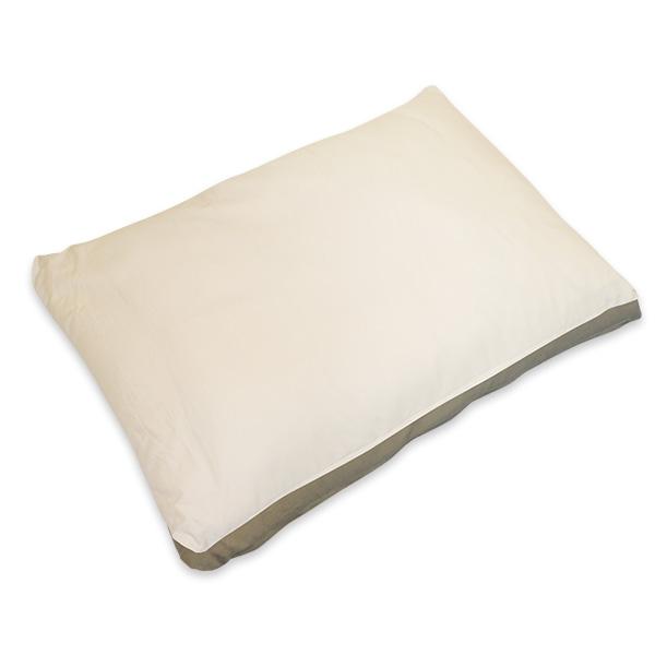 《2つの寝心地の快眠枕》 リバーシブルピロー