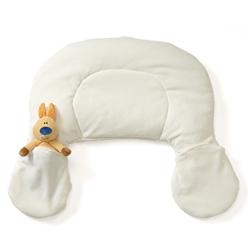 《こどものひとり寝をサポートする枕》 ポケットまくら