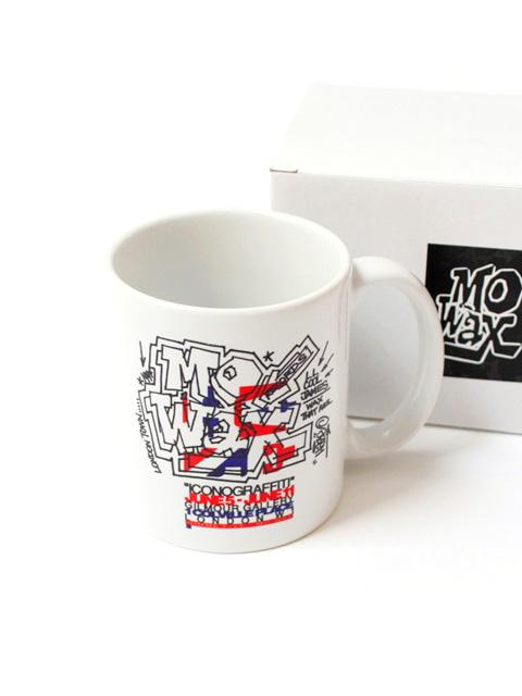 museum neu Mo'Wax Haze Logo Mug
