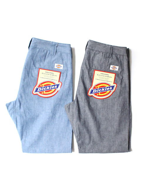 【50%OFF】Hombre Nino ×Dickies EASY PANTS -CHAMBRAY-