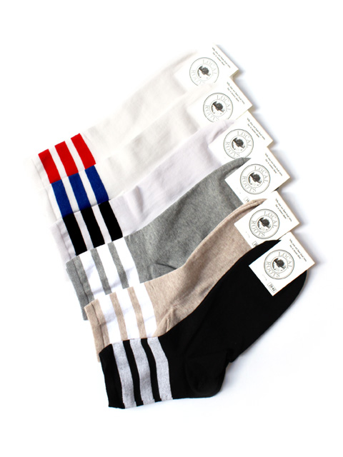 【30%OFF】LOCAL ROOTS LINE SOCKS