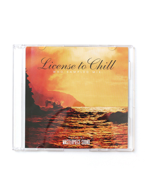 """M.V.P. """" LICENSE TO CHILL"""" -Who Sampled MIX -"""