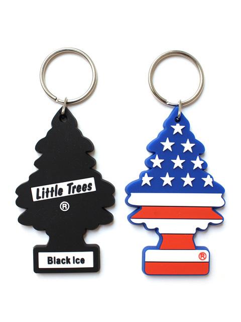 Little Trees Key Ring