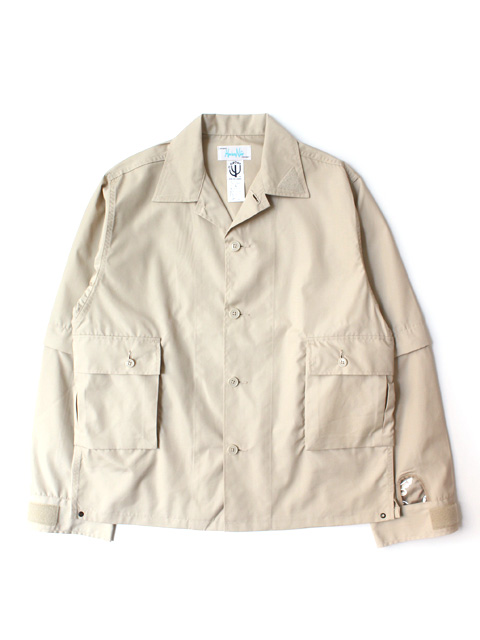 【40%OFF】Hombre Nino × CORONA EXPLORER 2WAY JACKET -BEIGE-