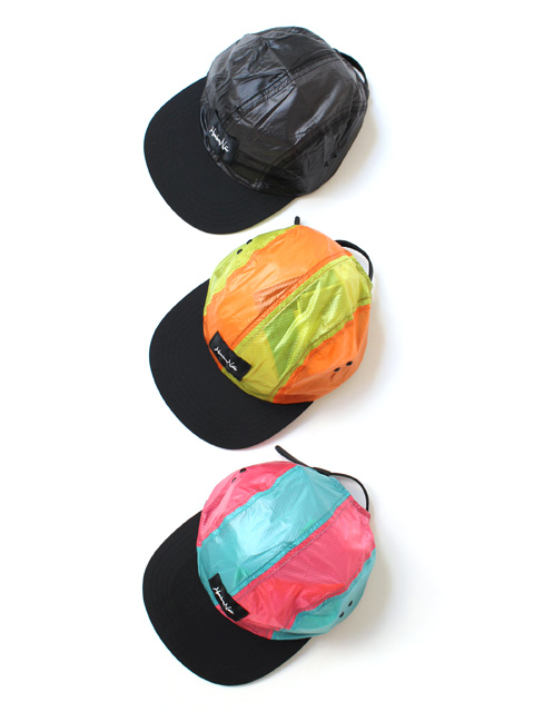 【40%OFF】Hombre Nino ×COMESANDGOES MULTI COLOR NYLON JET CAP