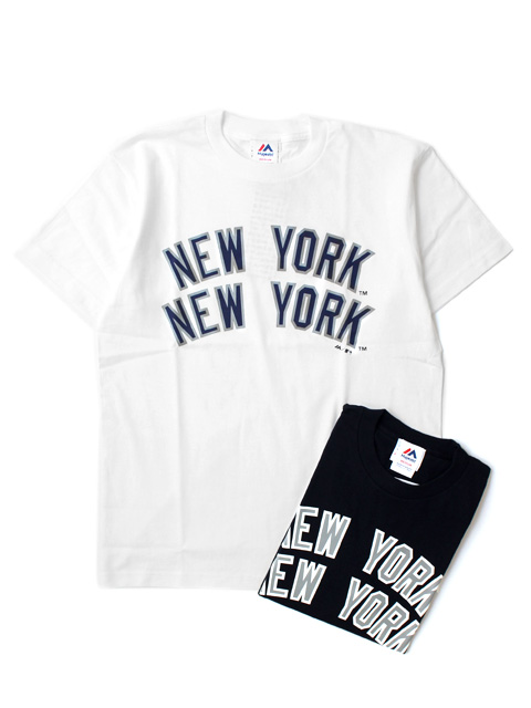 【30%OFF】M.V.P. x MAJESTIC NY YANKEES TEE