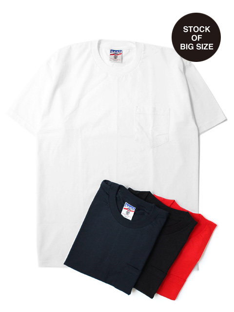【10%OFF】BAYSIDE UNION MADE POCKET T-SHIRT