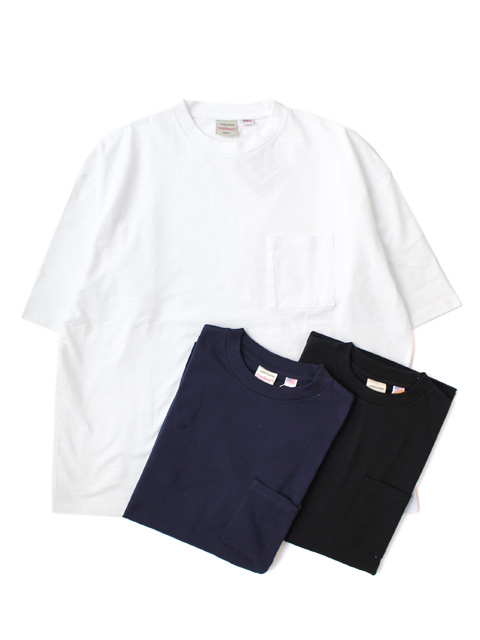 【20%OFF】Goodwear S/S Pocket Tee -SUPER BIG-