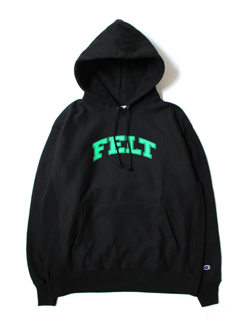 Felt WARM UP HOODIES