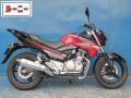レンタルバイク スズキ GSR250 サイド
