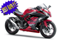 #1Ninja 250 ABS Special Editionレッド