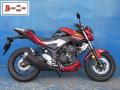 レンタルバイク ヤマハ MT‐25 サイド