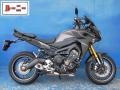レンタルバイク ヤマハ MT-09 トレーサー サイド