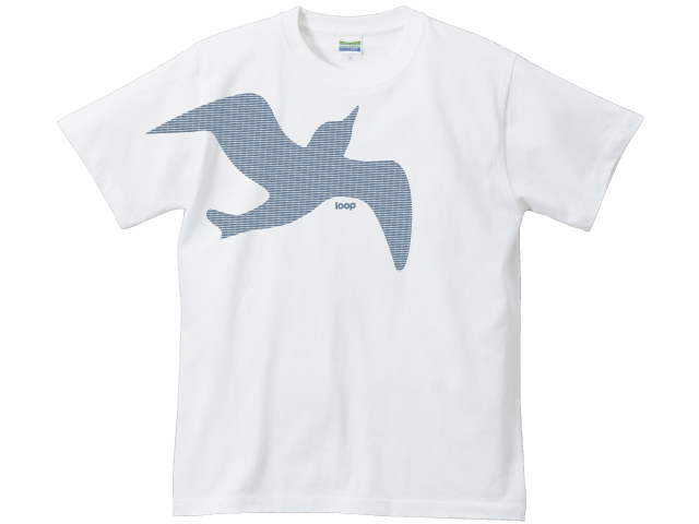 かもめTシャツ