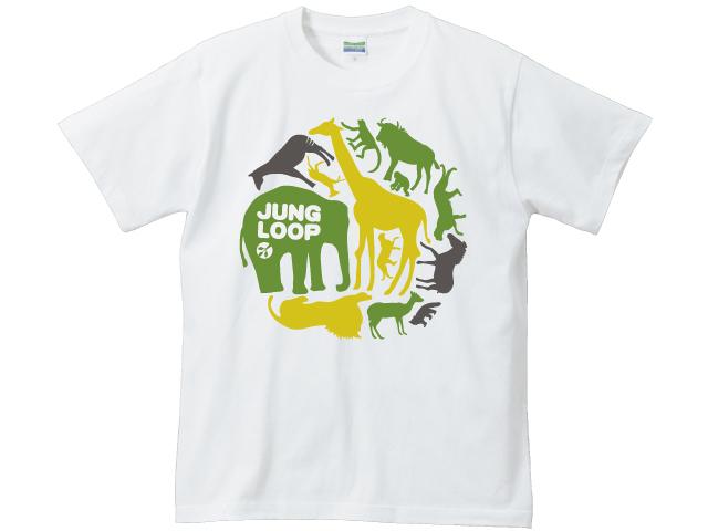 ジャングループ01/動物Tシャツ