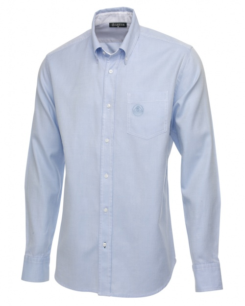 CASUAL SHIRT-sky blue