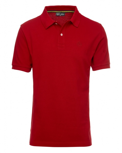 CLASSIC POLO SHIRT-red