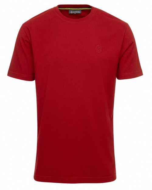 CLASSIC T-SHIRT-red