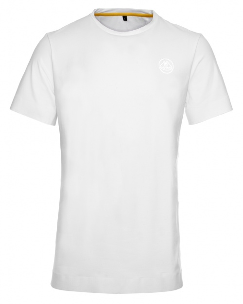 SEAMLESS T-SHIRT - white