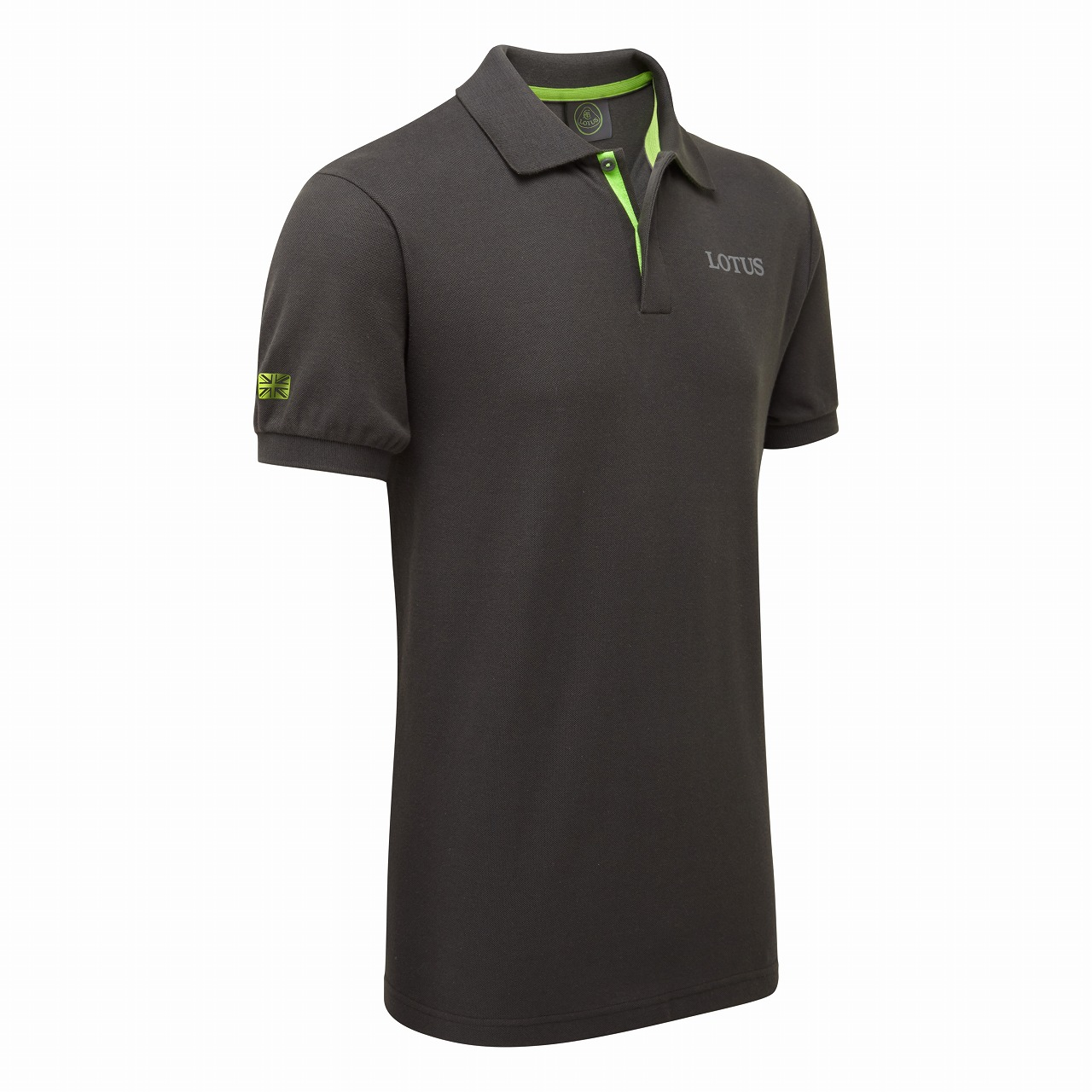 Lotus Grey Polo shirt