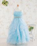 子供ドレス・ジュニアドレス ナタリー ブルー