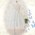 子供ドレス カーラ ブルー