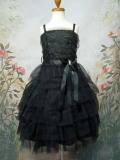 子供ドレス レスフィーナ ブラック