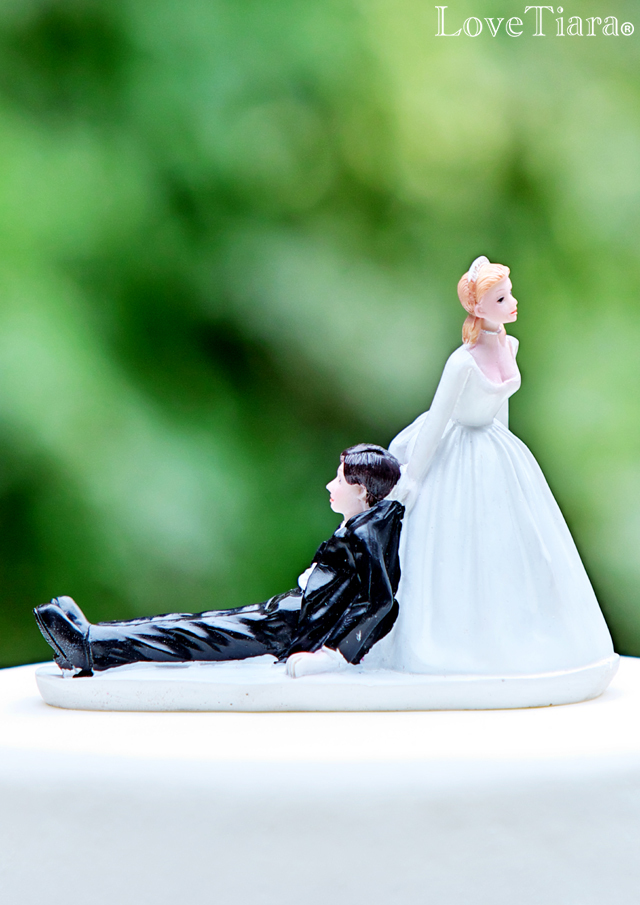 ケーキトッパー ウエディング ブライダル 結婚式
