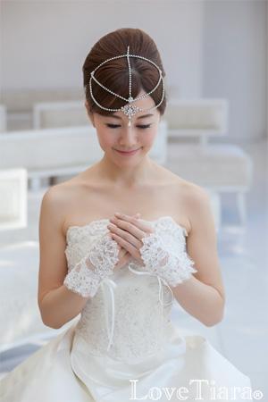 マリアティアラ マリアベール ラリエット ウェディング 結婚式