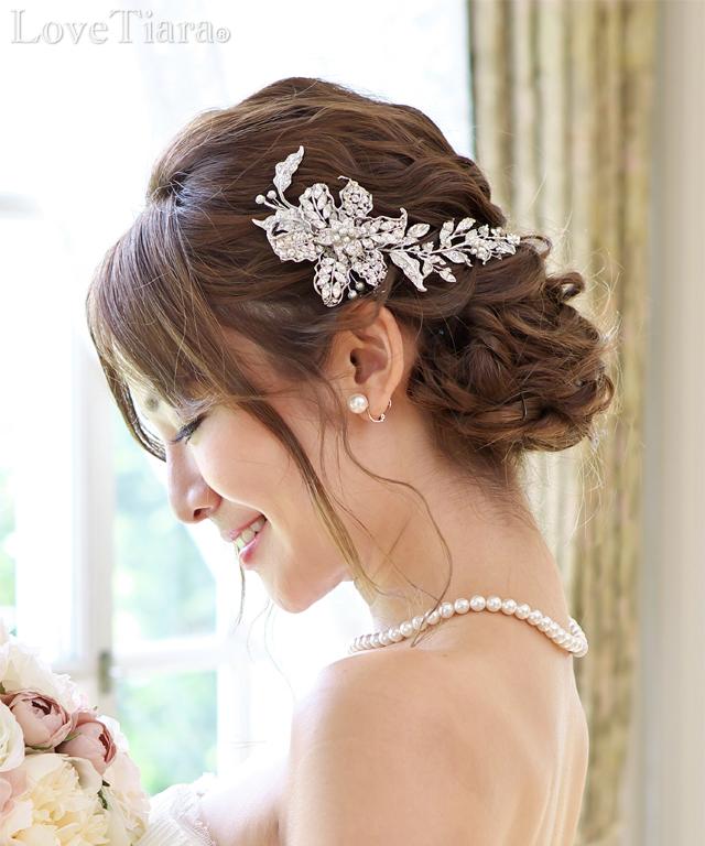 ヘッドドレス ウエディング 結婚式 ブライダル
