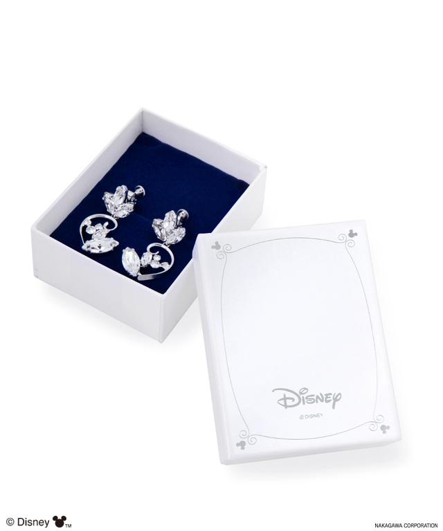 ディズニー ミッキーマウス ネックレス ウエディング 結婚式 プロポーズ