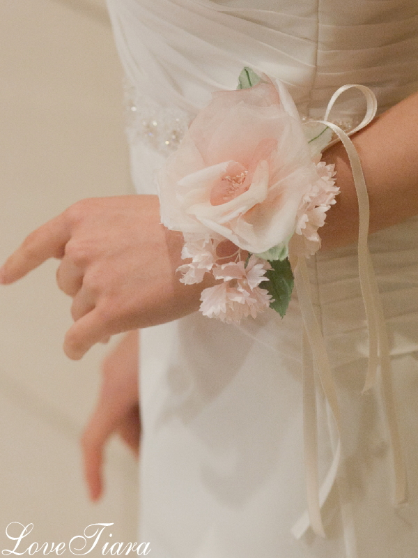 ウェディンググッズ リストレット ウェディング ブライダル 結婚式