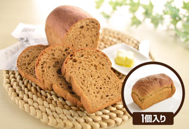 ドクター荒木の健康小麦ふすまパン【ミニ食パン】イメージ