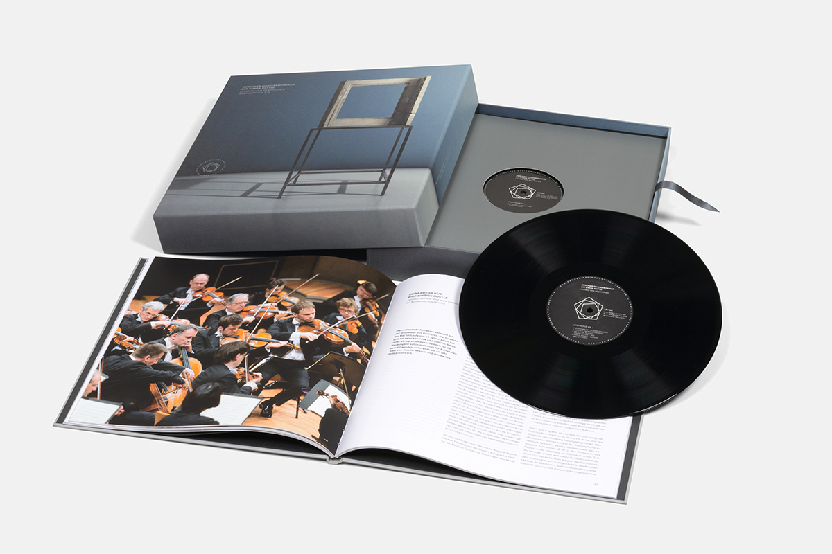 【全世界2000セット限定】 ラトル&ベルリン・フィルのベートーヴェン/交響曲全集 <シリアルナンバー入り限定盤> KKC1070/79 10LP LP レコード