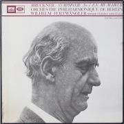 フルトヴェングラーのブルックナー/交響曲第7番 仏EMI(VSM) オリジナル盤 2818 LP レコード