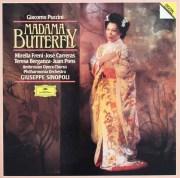 シノーポリのプッチーニ/蝶々夫人 独DGG 2829 LP レコード