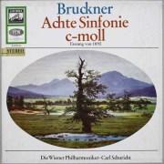 シューリヒトのブルックナー/交響曲第8番 独EMI 2515