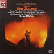 ハイティンクのモーツァルト/「ドン・ジョヴァンニ」全曲  独EMI  2641 LP レコード