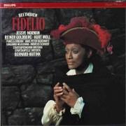 ノーマン&ハイティンクのベートーヴェン/「フィデリオ」 蘭PHILIPS 2718 LP レコード