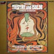 バーンスタインのワーグナー/「トリスタンとイゾルデ」 蘭PHILIPS 2902 LP レコード