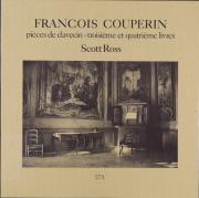 ロスのクープラン/クラヴサン小品集(第3&4巻) 仏STIL 2741 LP レコード
