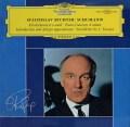 リヒテルのシューマン/ピアノ協奏曲ほか 独DGG 2827 LP レコード