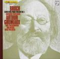 グリュミオーのブルッフ/ヴァイオリン協奏曲第1番&スコットランド幻想曲 仏PHILIPS 2821 LP レコード
