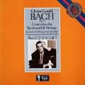 グールドのバッハ/ピアノ協奏曲集 蘭CBS 2821 LP レコード