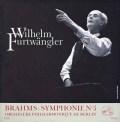 フルトヴェングラーのブラームス/交響曲第3番 仏EMI 2821 LP レコード