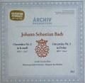 ニコレ&リヒターのバッハ/管弦楽組曲第2&3番 独ARCHIV 2827 LP レコード