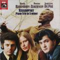 デュ・プレらのチャイコフスキー/ピアノ三重奏曲「偉大な芸術家の思いで」 英EMI オリジナル盤 2749 LP レコード
