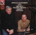未開封:F=ディースカウ&ライマンのシェーンベルク/歌曲集 独EMI 2748 LP レコード