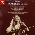 デュ・プレのチェロ作品集 英EMI 2753 LP レコード