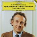 ポリーニのシューマン/「交響的練習曲」ほか 独DGG 2803 LP レコード